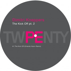 Dimitri Kneppers - The Kick Off pt 2 - Orlando Voorn Remix