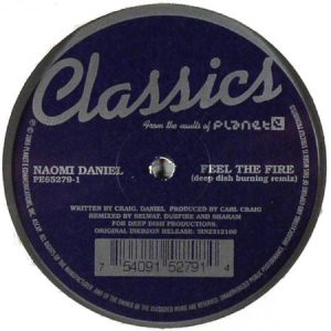 Naomi Daniel - Feel the Fire - Classics Version