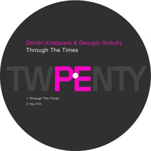 Dimitri Kneppers & Georgio Schultz - Through The Times