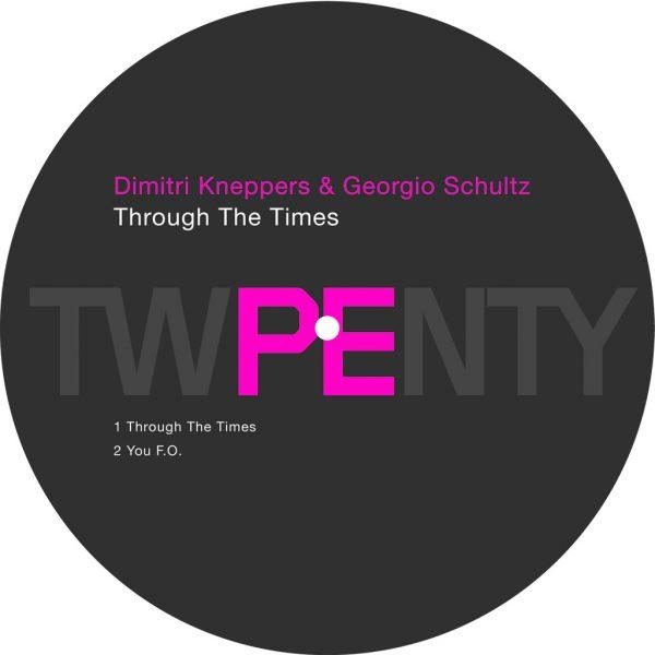 Dimitri Kneppers & Georgio Schultz - Through The Times