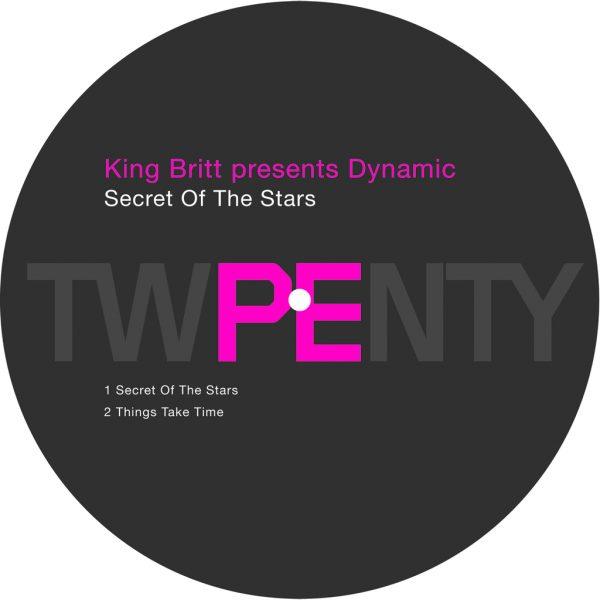 King Britt presents Dynamic - Secret of the Stars