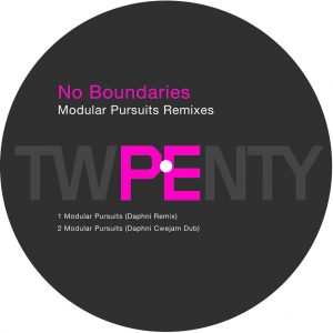 No Boundaries - Modular Pursuits Remixes (Digital Download)