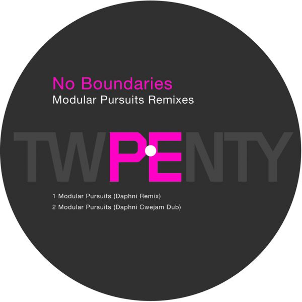 No Boundaries - Modular Pursuits Remixes (Digital Download)
