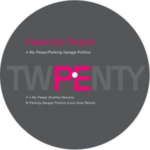 PE 20 Remixes - Paperclip People - 4 My Peepz