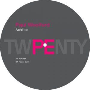 Paul Woolford - Achilles:Razor Burn (Digital & 12)