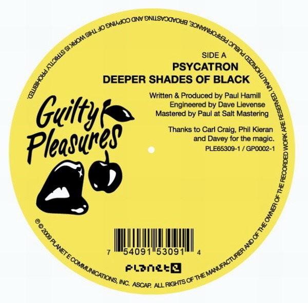 Psycatron - Deeper Shades of Black (Digital & 12)