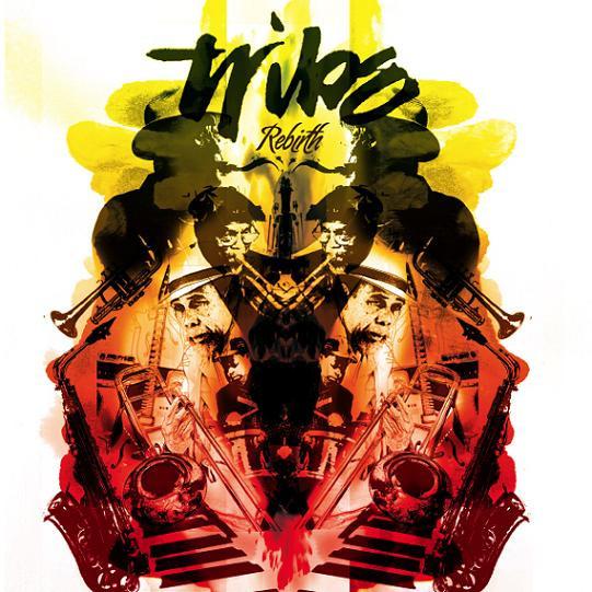 Tribe - Rebirth CD